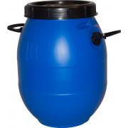 Бочка пластиковая 40 литров 500*380*253 винтовая крышка,вкладыш