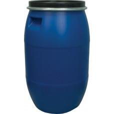 Бочка пластиковая 127 литров крышка на обруче