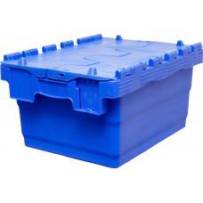 Ящик сплошной с крышкой Арт. SPKM 4320