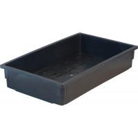 Ящик пластиковый для рассады  Арт. 421 черный
