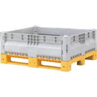 Разборный контейнер модель КитБин Мини, сплошной