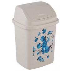 Контейнер для мусора с рисунком «Комфорт» 5 литров
