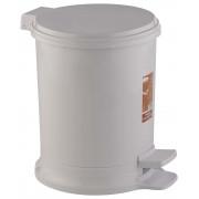 Ведро с педалью для мусора 7 литров