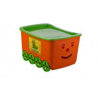Контейнер для игрушек «Гусеница»