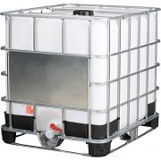 Емкость кубическая 1000 литров на комбинированном поддоне