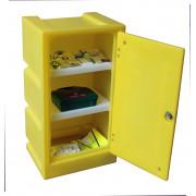 Шкаф с полками PSC1