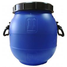 Бочка пластиковая 30 литров 362*380*253 винтовая крышка,вкладыш