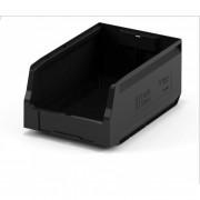 Складской лоток 350x225x150 черный ESD