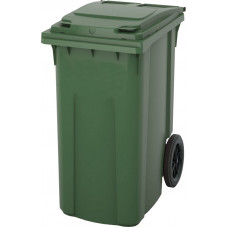Контейнер для мусора на 360 л, на 2-х колёсах с крышкой. Арт. MGBТ - 360