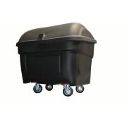 Ящик для песка, реагентов  и песочно-соляной смеси  на колесах Арт. КДП (Н)-220