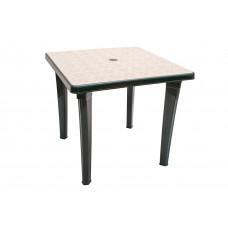 Стол пластиковый квадратный с рисунком