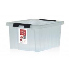 Контейнер Rox Box с крышкой 36 л