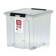 Контейнер Rox Box с крышкой 50 л